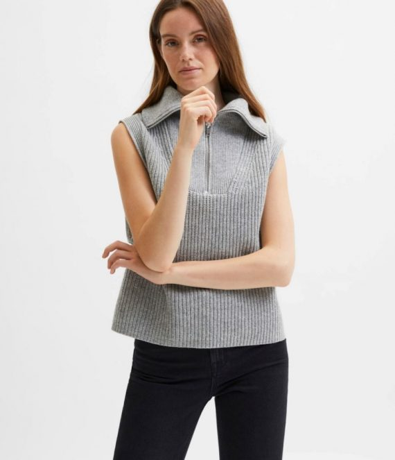 Kwartrits pullover | Selected Femme