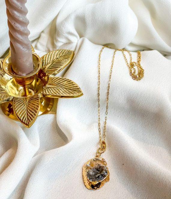 Paslin long necklace | Zag Bijoux
